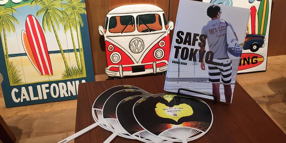SAFS TOKYO