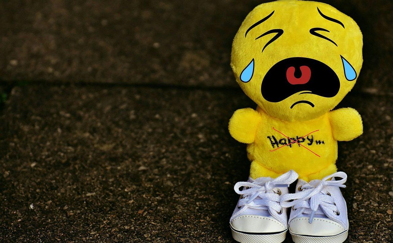 ひどいときほど、笑うしかない