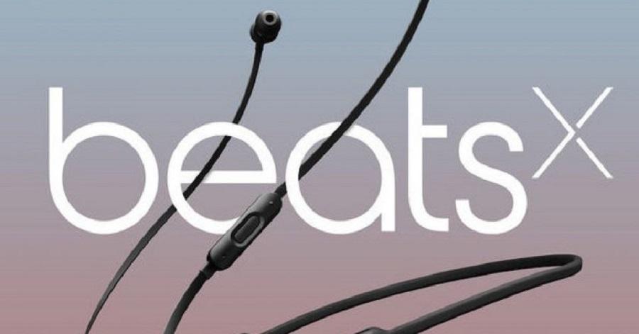 話題のワイヤレスイヤホン「Beats X」予約完了のお知らせ