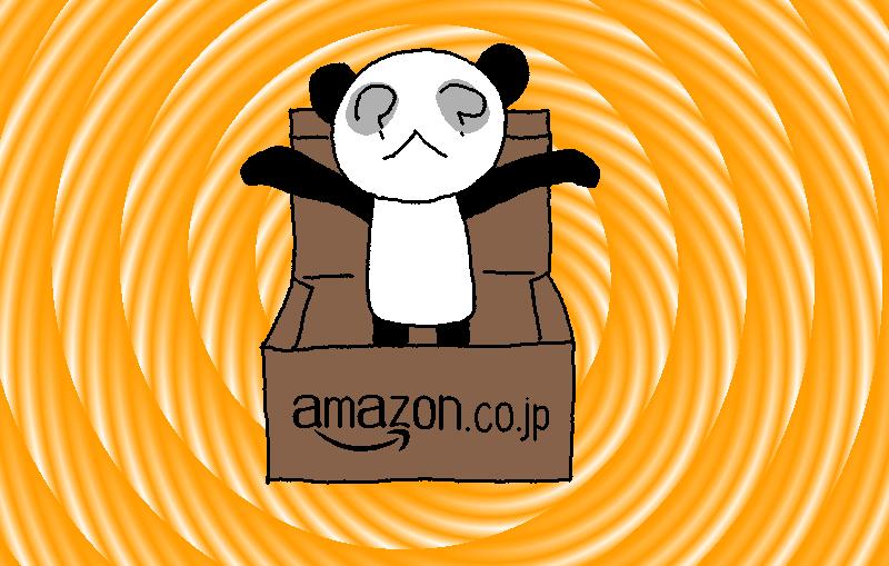 Amazonから身に覚えのない荷物が届いた